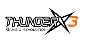 ThunderX3-logotipo