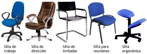 tipos-de-sillas-de-oficina