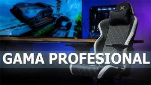 Mejores sillas gaming de gama profesional