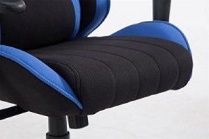 Mejores sillas gaming de tela