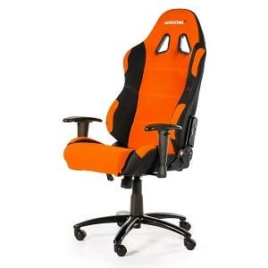 Mejores sillas gaming naranjas baratas