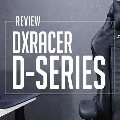 Mejores sillas gaming DXRacer d series