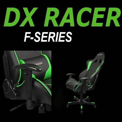 Mejores sillas gaming DXRacer f-series