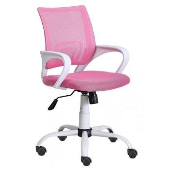 Mejores sillas de escritorio rosas