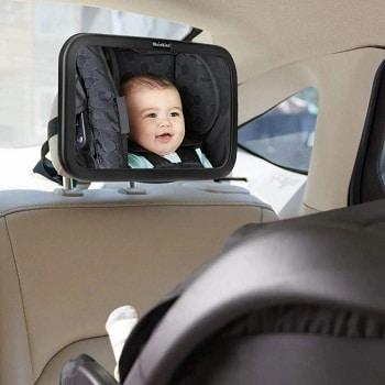 Mejores espejos retrovisores para bebes