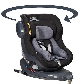Mejores sillas de coche para bebe giratorias
