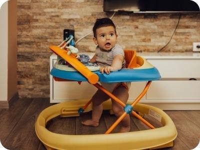 las mejores sillas andadores bebe