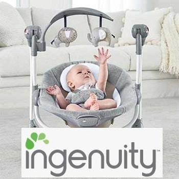 Mejores hamacas ingenuity para bebes