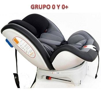 Mejores sillas de coche para bebes grupo 0