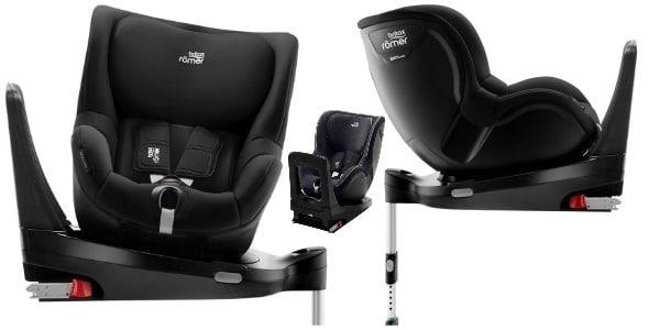 mejores sillas coche britax romer dualfix i size