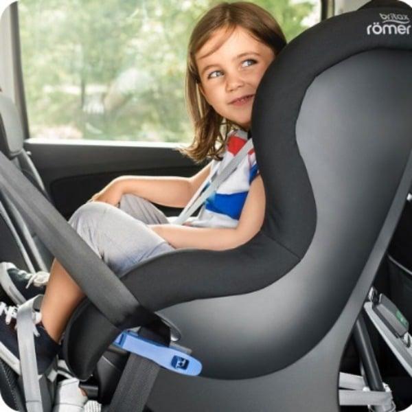 mejores sillas coche romer