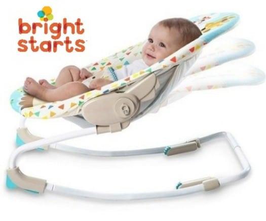 mejores sillas mecedoras bebe bright starts