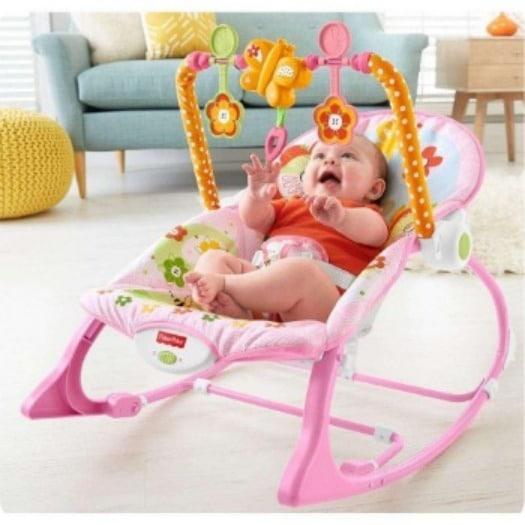 mejores sillas mecedoras bebe vibracion