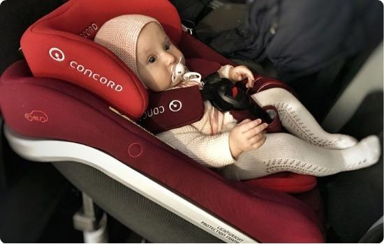 opinion sillas bebe coche concord