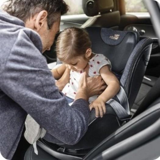 opinion ventajas sillas coche bebe romer