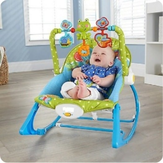 opinion ventajas sillas mecedoras vibracion bebe