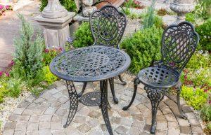 Mejores sillas metálicas de jardín