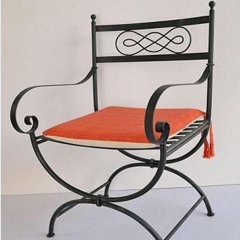 Mejores sillas de hierro antiguas
