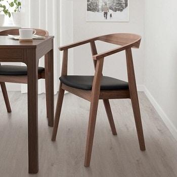 Mejores sillas nordicas de madera