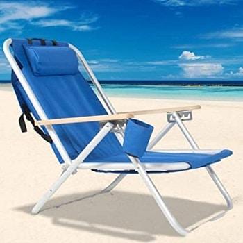 Mejores sillas plegables de aluminio