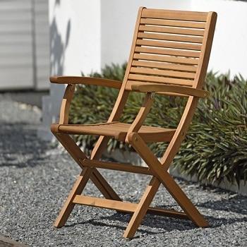 Mejores sillas plegables de madera