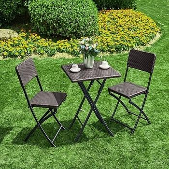 Mejores sillas plegables de ratan