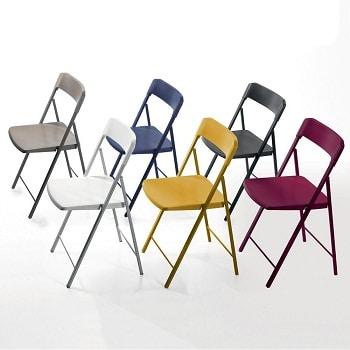 Mejores sillas plegables metalicas