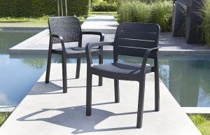 Mejores sillas apilables jardín