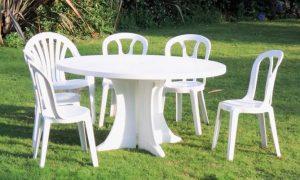 ¿Cuál es la mejor silla plástico jardín?