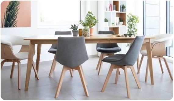 mejores sillas comedor comodas