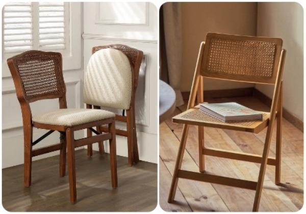 mejores sillas plegables comedor