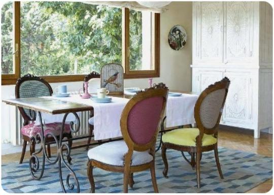 opinion ventajas sillas comedor antiguas