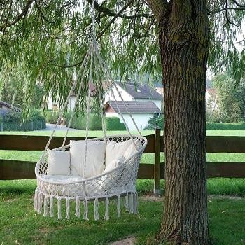 Mejores sillas colgantes de jardin