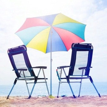 Mejores sillas de playa altas