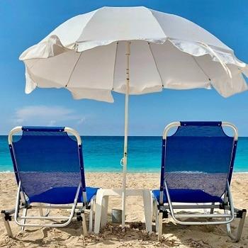 Mejores sillas de playa bajas