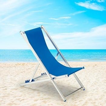 Mejores sillas de playa ligeras
