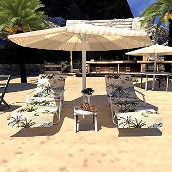 Mejores tumbonas de playa