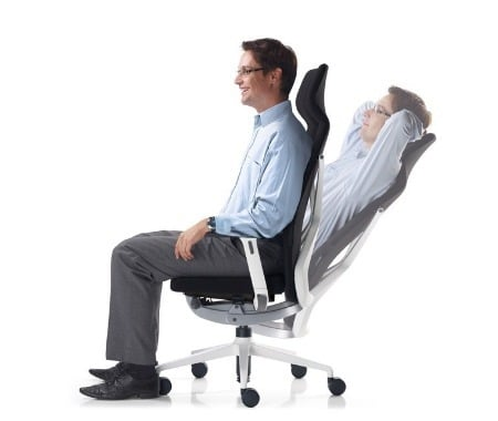 opinion ventajas silla ergonomica reclinable trabajar