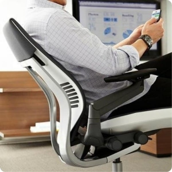 opinion ventajas silla reposabrazos comoda