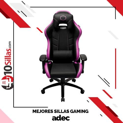 Mejores sillas gaming adec