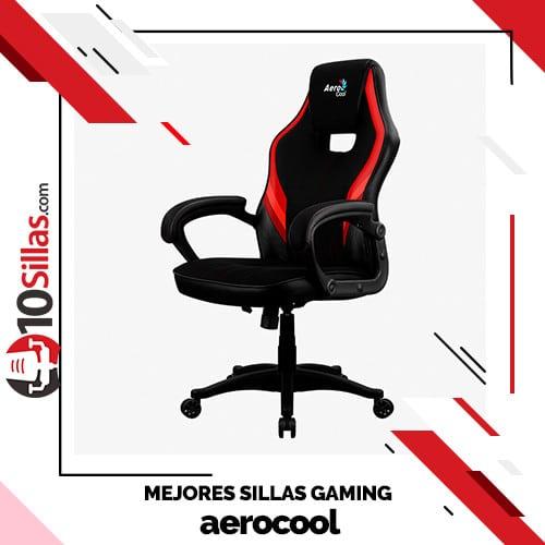 Mejores sillas gaming aerocool