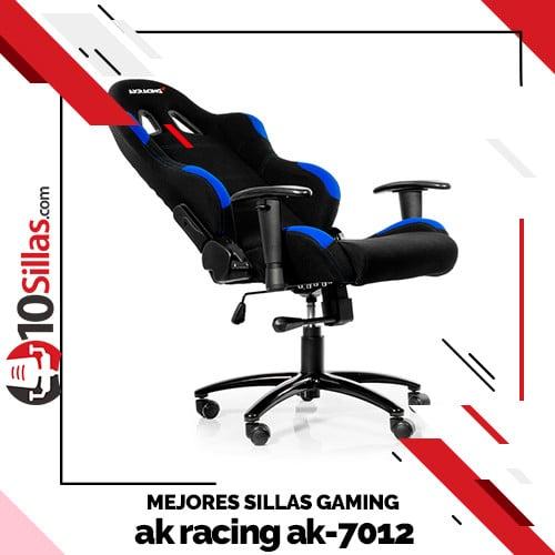 Mejores sillas gaming ak racing ak-7012