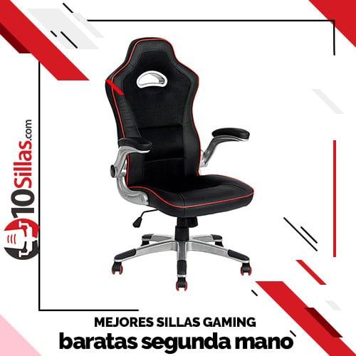 Mejores sillas gaming baratas segunda mano