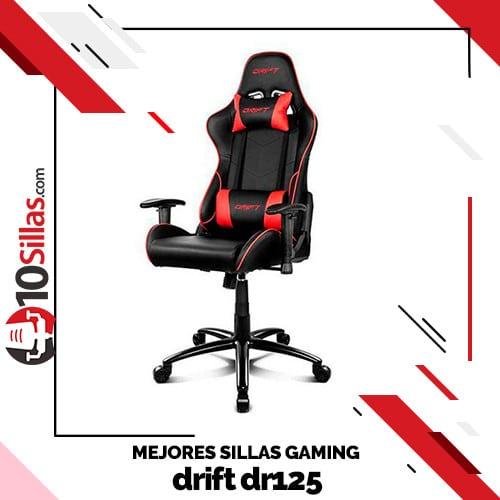 Mejores sillas gaming drift dr125