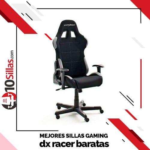 Mejores sillas gaming dx racer baratas