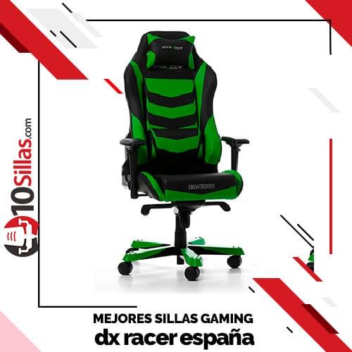Mejores sillas gaming dx racer españa