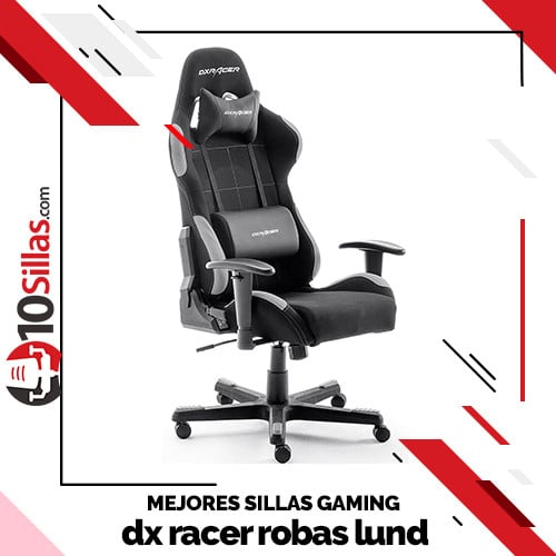 Mejores sillas gaming dx racer robas lund