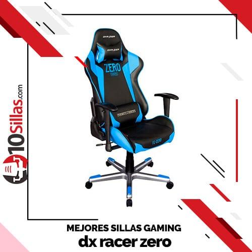 Mejores sillas gaming dx racer zero