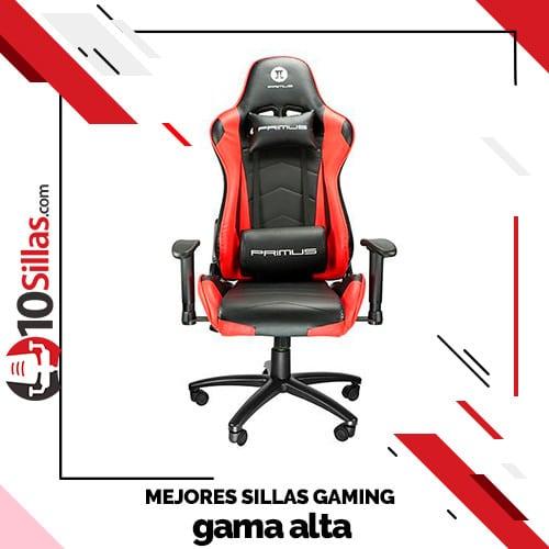 Mejores sillas gaming gama alta