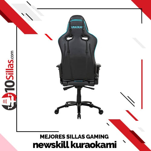 Mejores sillas gaming newskill kuraokami
